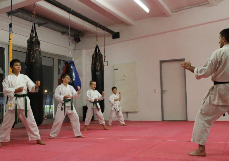 11.Karate