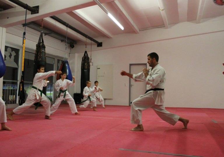 12.Karate