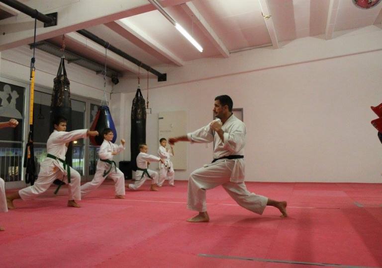 14.Karate