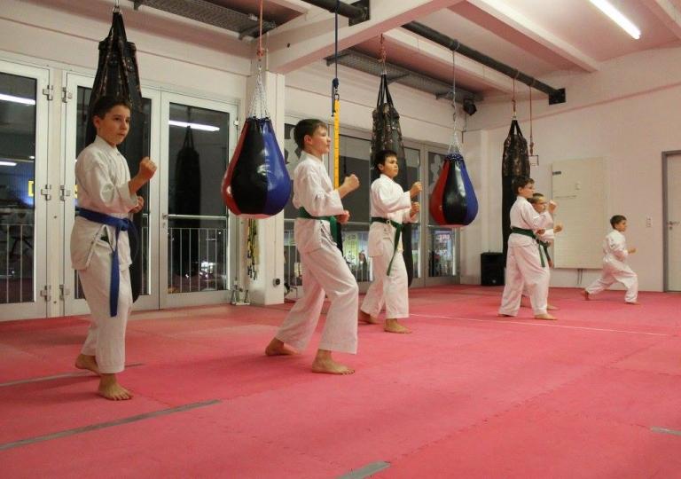 18.Karate