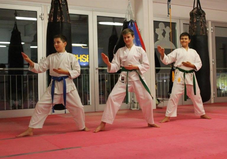 2.Karate