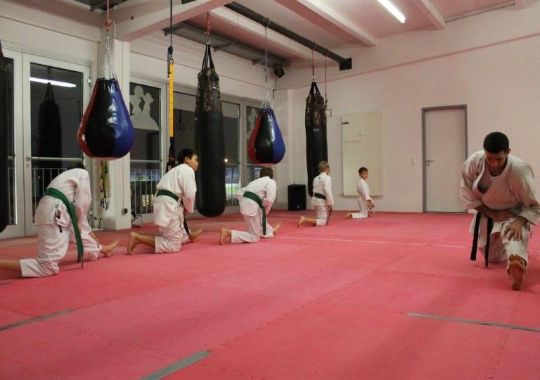 6.Karate